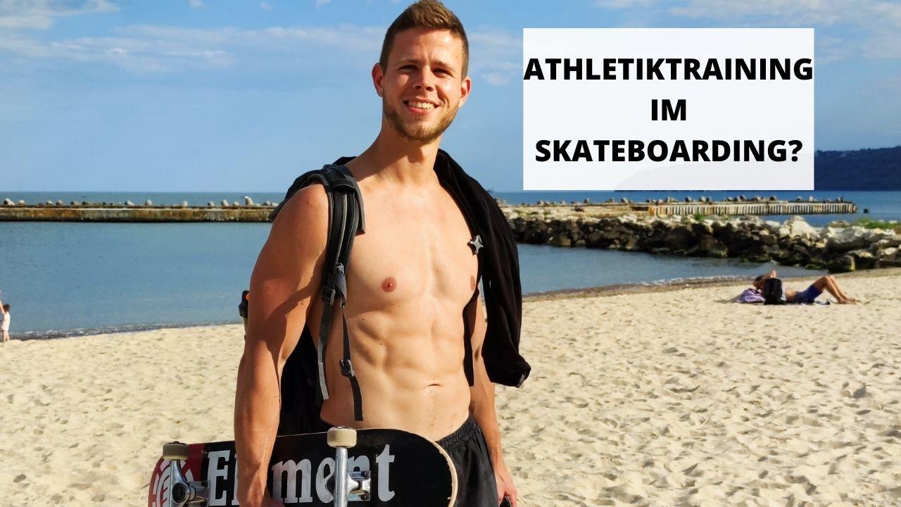 Krafttraining für Skateboard