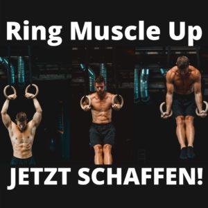 Stricter Muscle Up an den Ringen