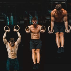 Ring Muscle Up strict Technik