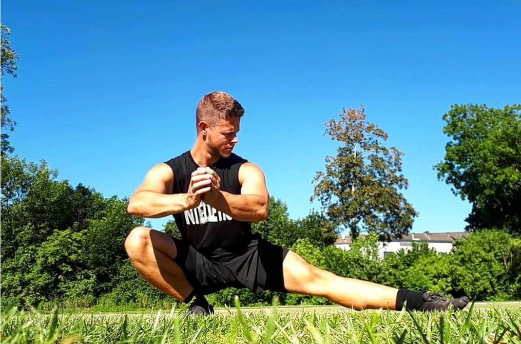 Gelenkpflege an trainingsfreien Tagen